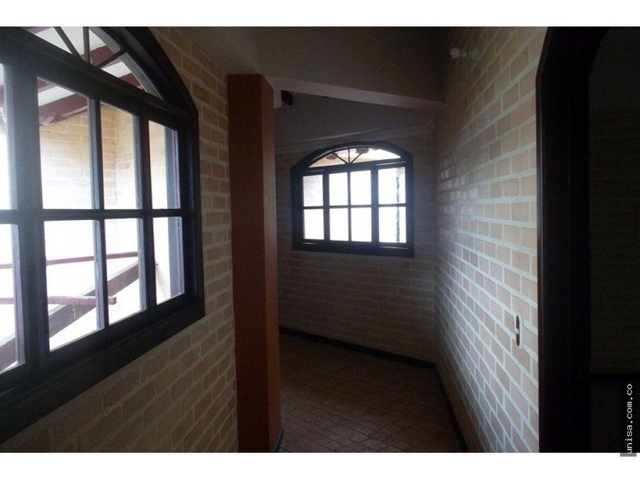 casa campestre en condominio para la venta en pance 7270