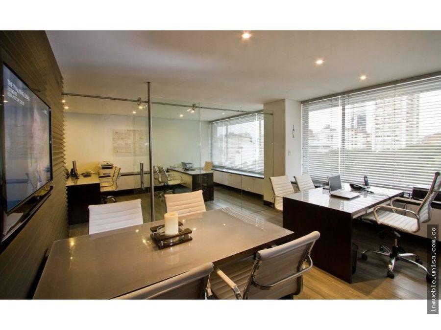 oficina en venta edf santa monica central 8604