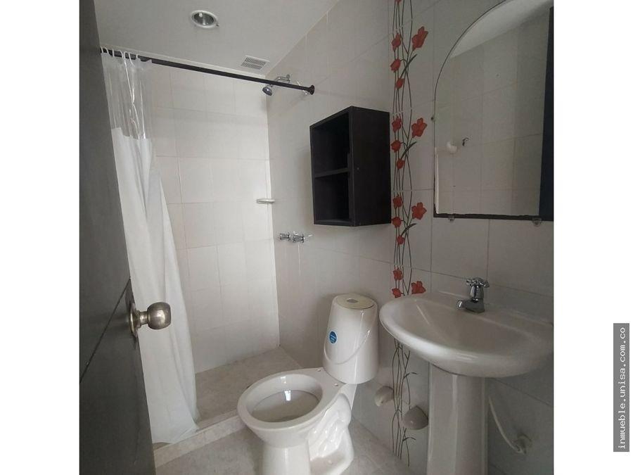 alquiler apartamento 4to piso conjunto corales del lili