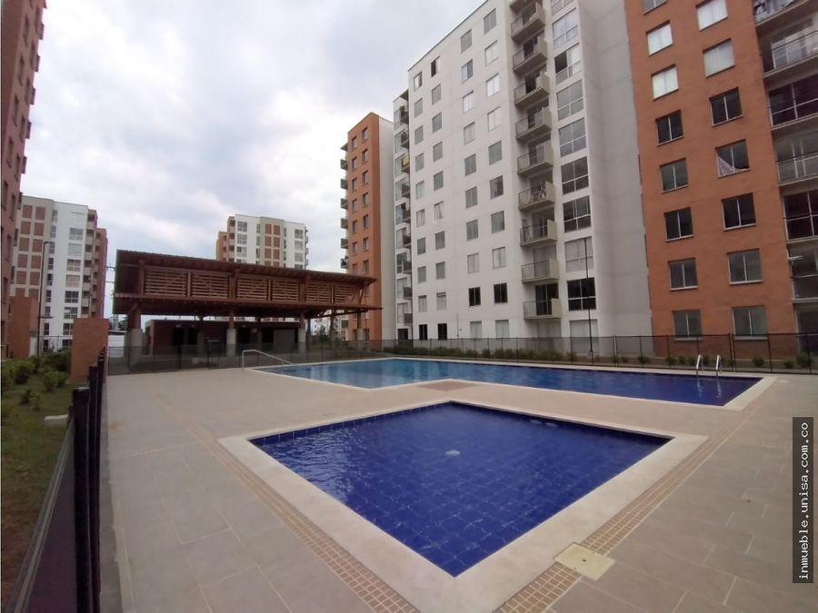 alquiler apartamento 4to piso conjunto terracota