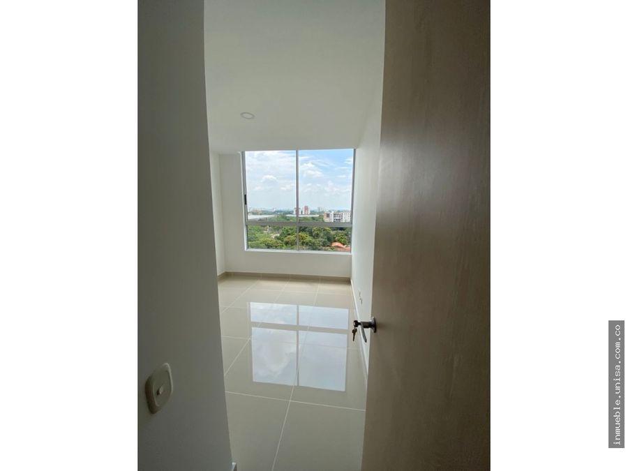 alquiler de apto en conjunto madero 9 piso