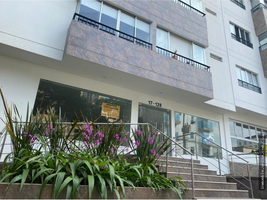 alquiler de apartaestudio en ciudad jardin 303