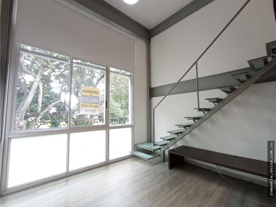 alquiler apartaestudio 5to piso edificio loft 38