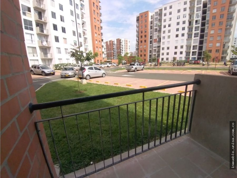 alquiler apartamento 1er piso conjunto terracota a