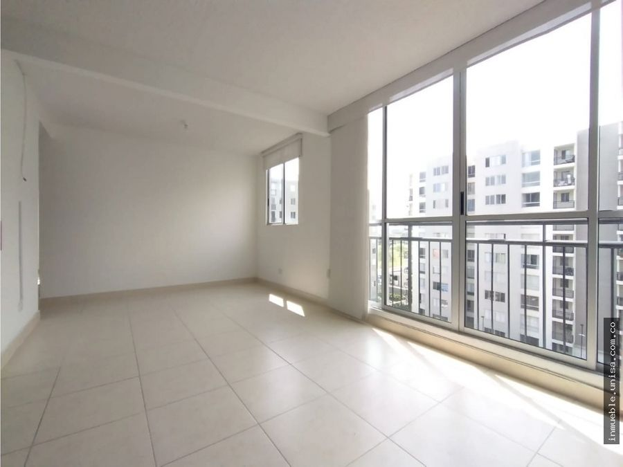 apartamento en alquiler en ciudad guabinas yumbo conj barichara