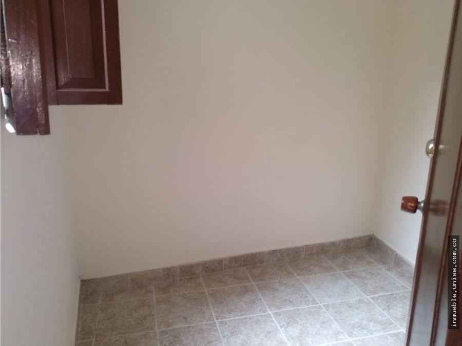 alquiler casa en barrio san antonio un solo nivel