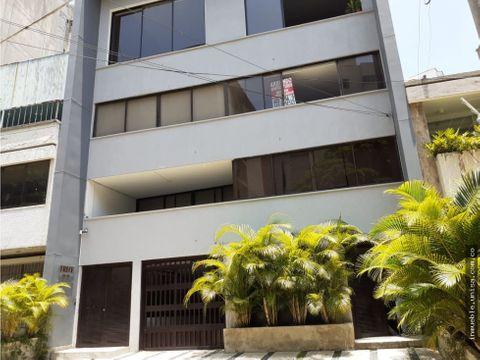 alquiler de apartaestudio edificio trece 77 barrio santa teresita