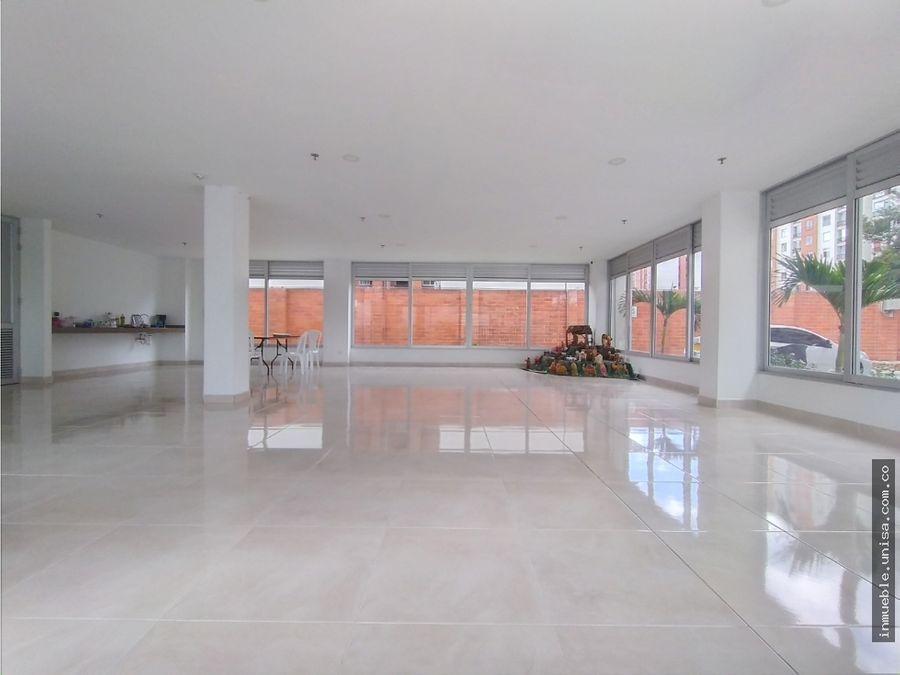 alquiler apartamento unidad prados del rosal 7mo piso