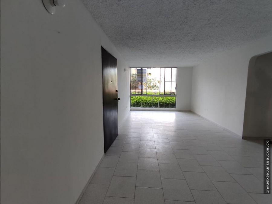 alquiler apartamento 2do piso conjunto santa paula