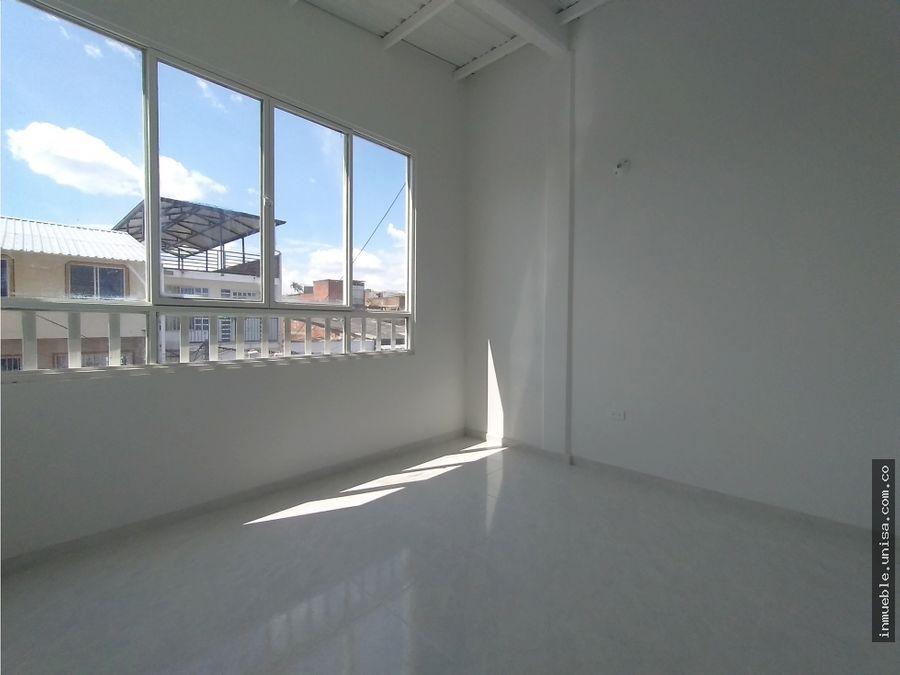 alquiler apartamento 3er barrio agua blanca