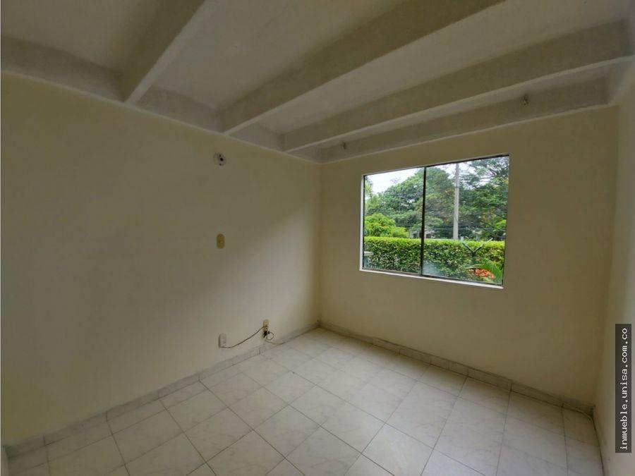 alquiler apartamento 2do piso conjunto villa del sol