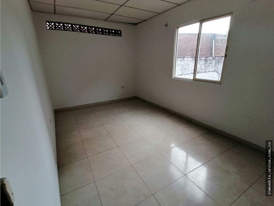 alquiler apto 2do piso barrio porvenir