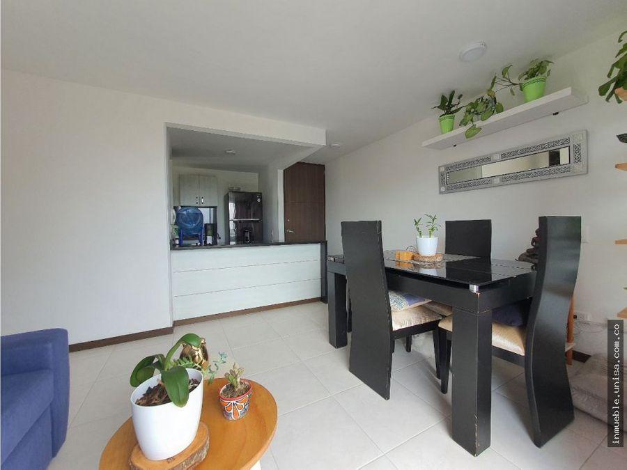 venta de apartamento en valle de lili san rafael