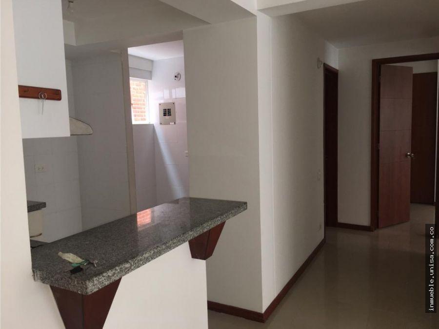 alquiler apartamento 2do piso conjunto ladera de cristales