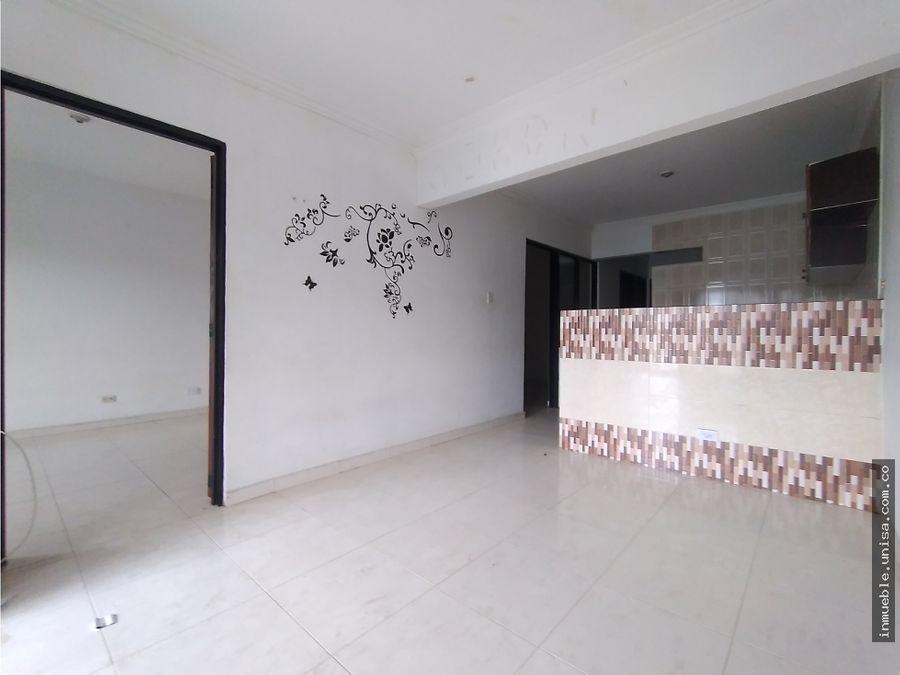 alquiler apartamento 2do piso barrio morichal de comfandi