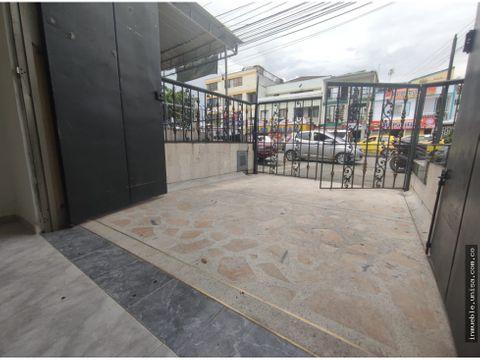alquiler local 1er nivel barrio junin