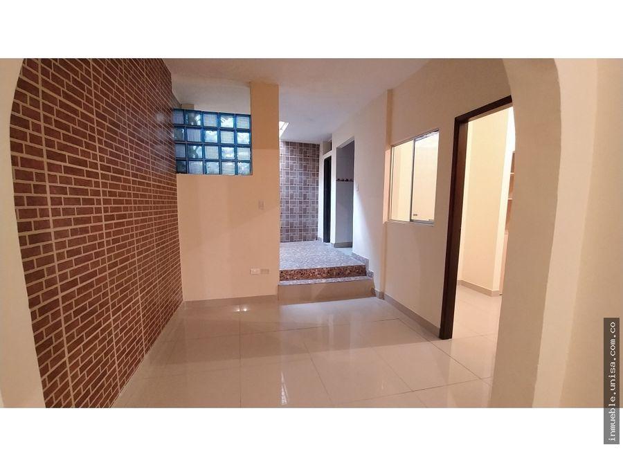 alquiler apartamento barrio san antonio piso 1