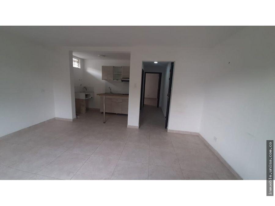 alquiler apartaestudio en la flora 2do piso