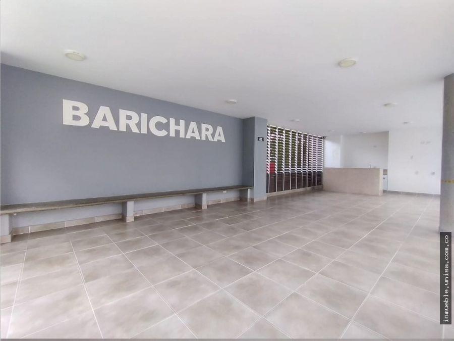 alquiler apartamento 3er piso conjunto barichara