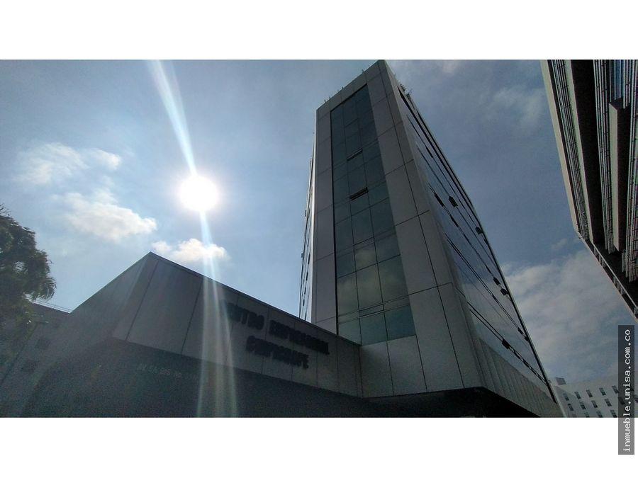 oficina en alquiler en centro empresarial chipichape 301 6906