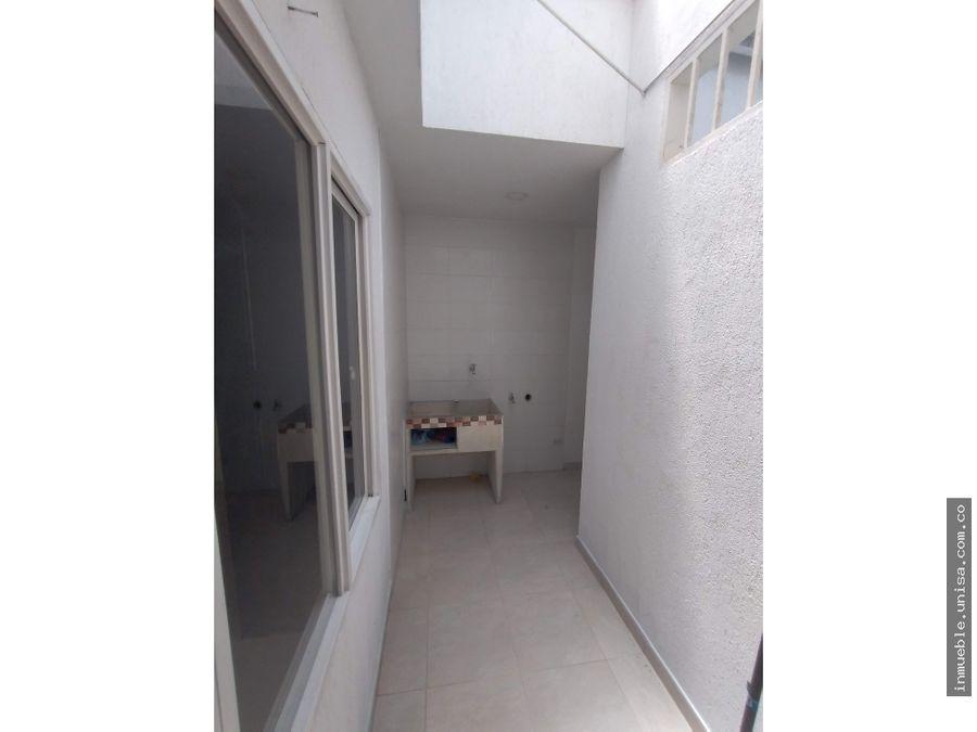 alquiler apartamento 2do piso barrio nueva granada