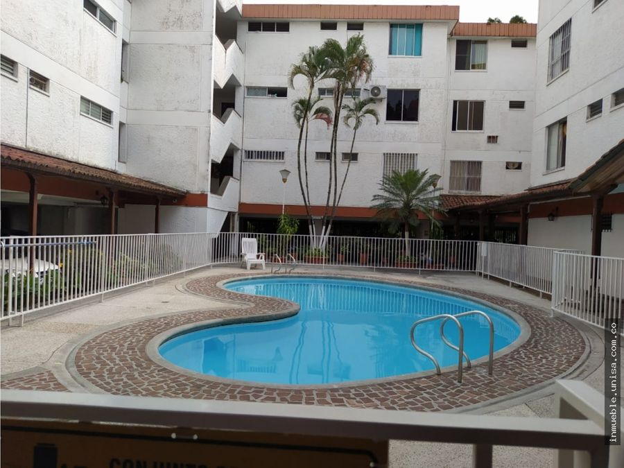 alquiler de hermoso apartamento en conjunto cataya