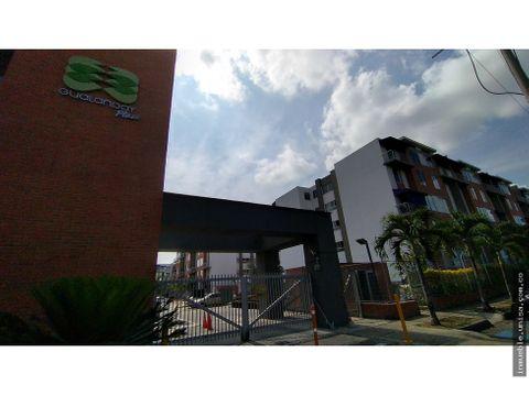 alquiler de apto en conjunto gualanday plaza