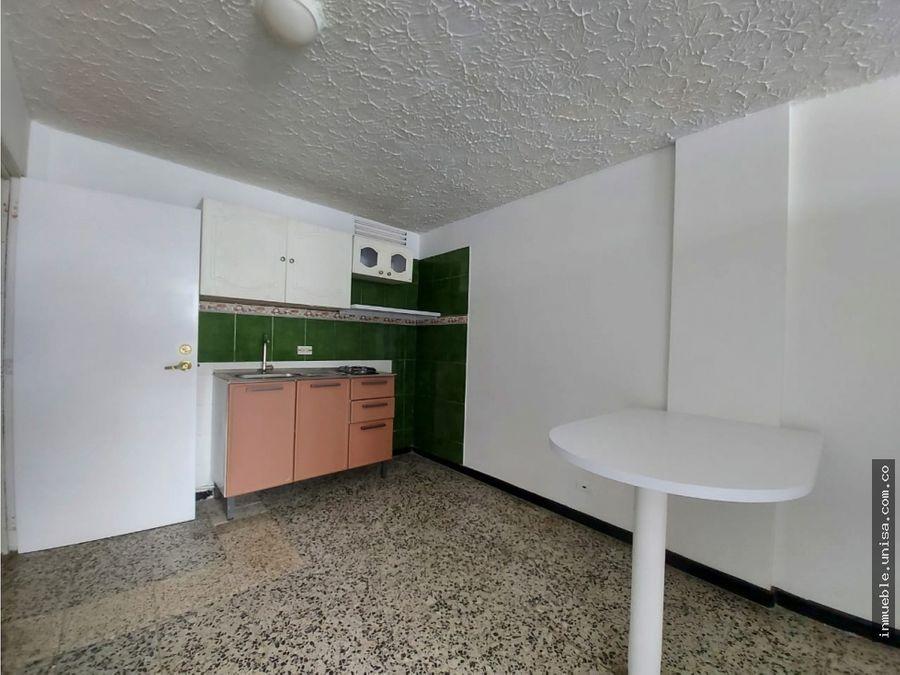 alquiler apartaestudio 4to piso barrio la campina