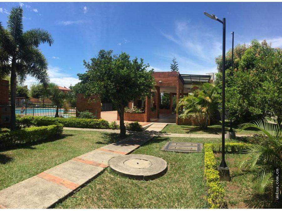casa venta en alfaguara jamundi 9733 conj farallones verde alfaguara