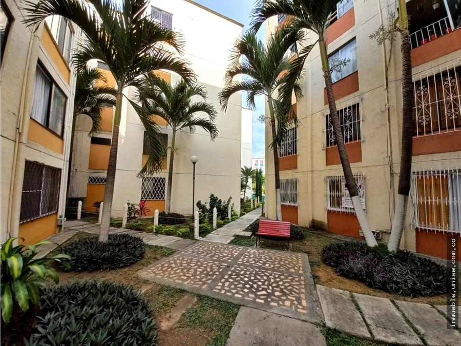 alquiler apartamento 3er piso conjunto porton de cali
