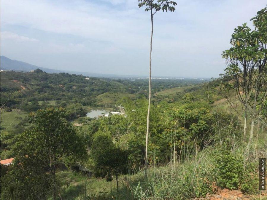 lote en venta conj reservas de rio claro jamundi 9682