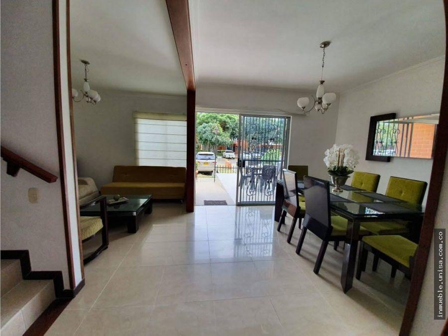 casa para la venta en conjunto residencial la hacienda manzana 15