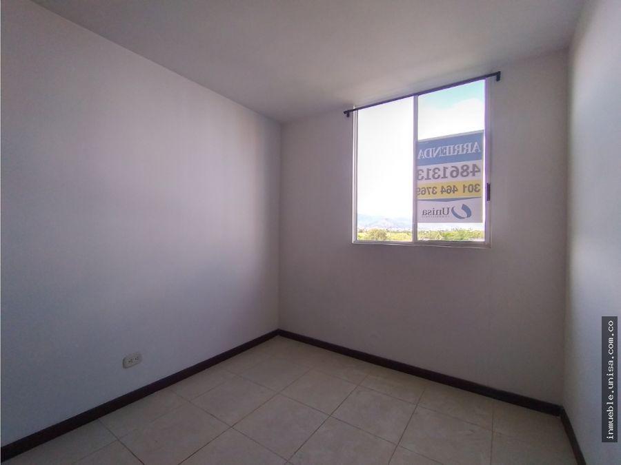 p2653 apto en llanura de viento cuarto piso en valle del lili
