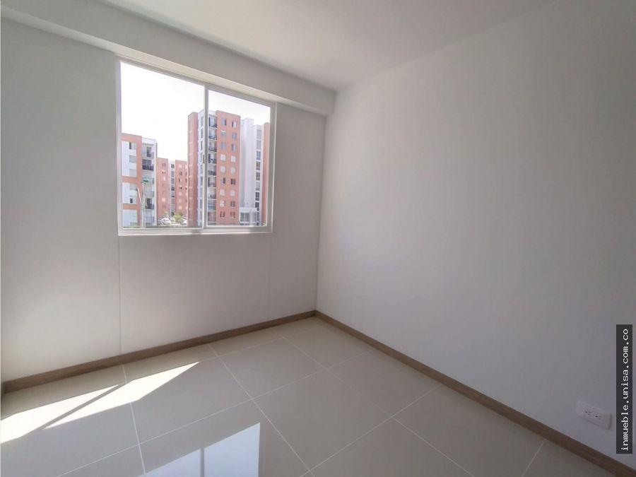 alquiler apartamento 3er piso conjunto jade valle del lili