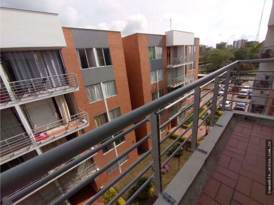 p2589 excelente apt en campo verde quinto piso valle del lili