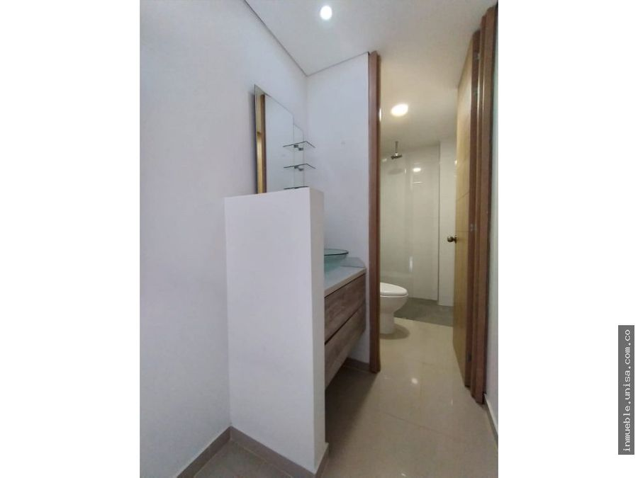alquiler de hermoso apartaestudio edificio varanassi mayapan