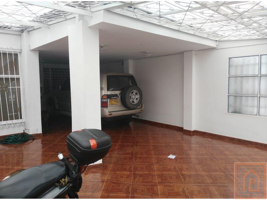 se vende casa modelia bien ubicada cundinamarca