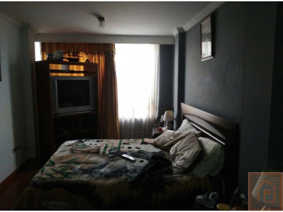 se vende casa 4 piso barrio estancia sur bogota