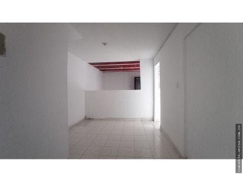 alquiler apartamento 2do piso barrio los andes