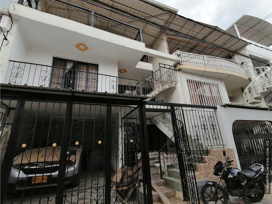 alquiler casa 1er nivel barrio el guabal