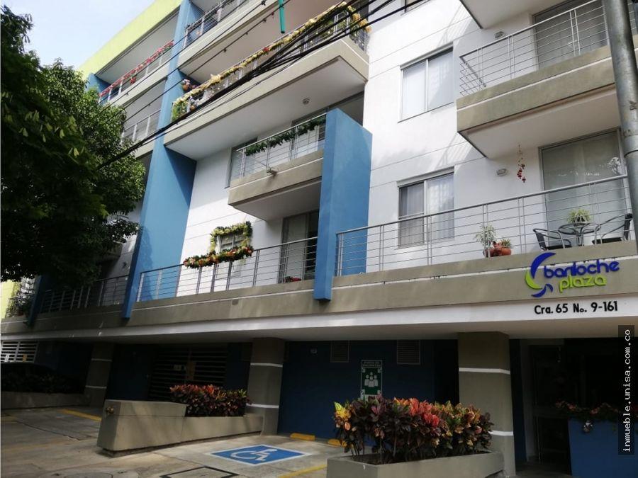 alquiler de apartamento en edificio bariloche plaza
