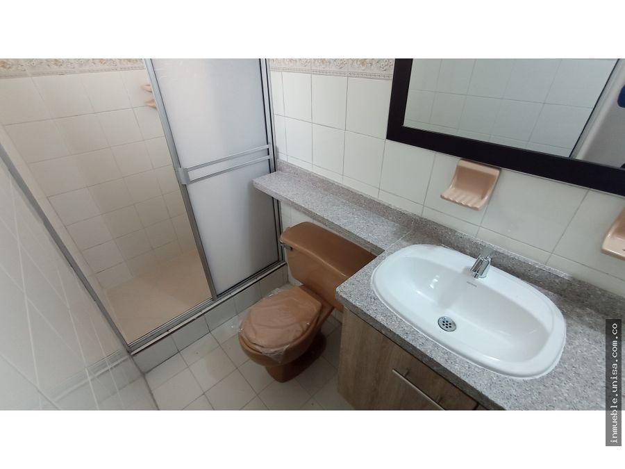 alquiler apartamento 2do piso conjunto porton de cali