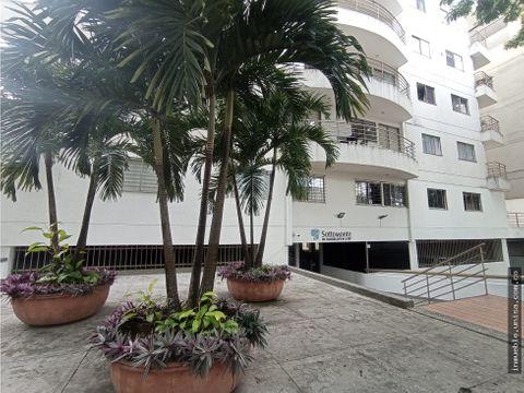 alquiler apartaestudio 4to piso conjunto sottomonte