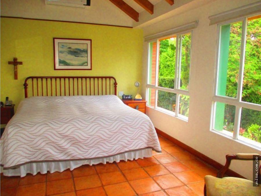 casa para la venta en rincon del lago pance 9140