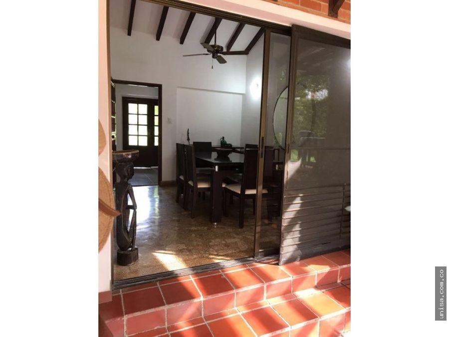 casa campestre para la venta en pance 8415
