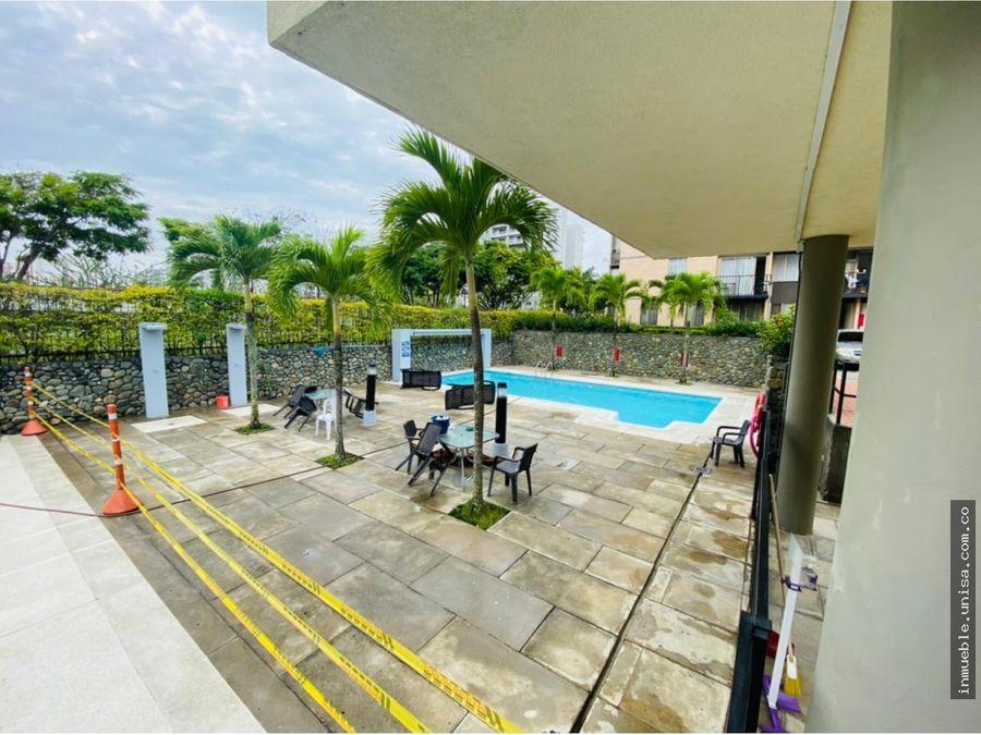 alquiler apartamento 3er piso conjunto patios en el lili