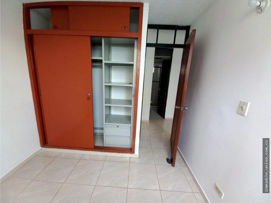 alquiler apartamento 3er piso conjunto las veraneras