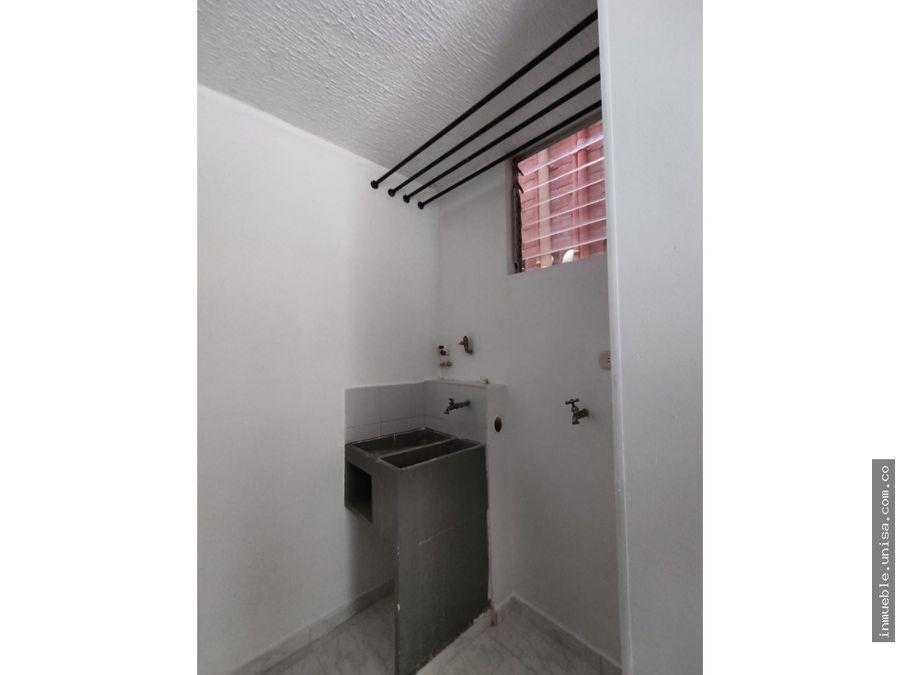 alquiler apartamento 2do piso conjunto campo verde valle del lili