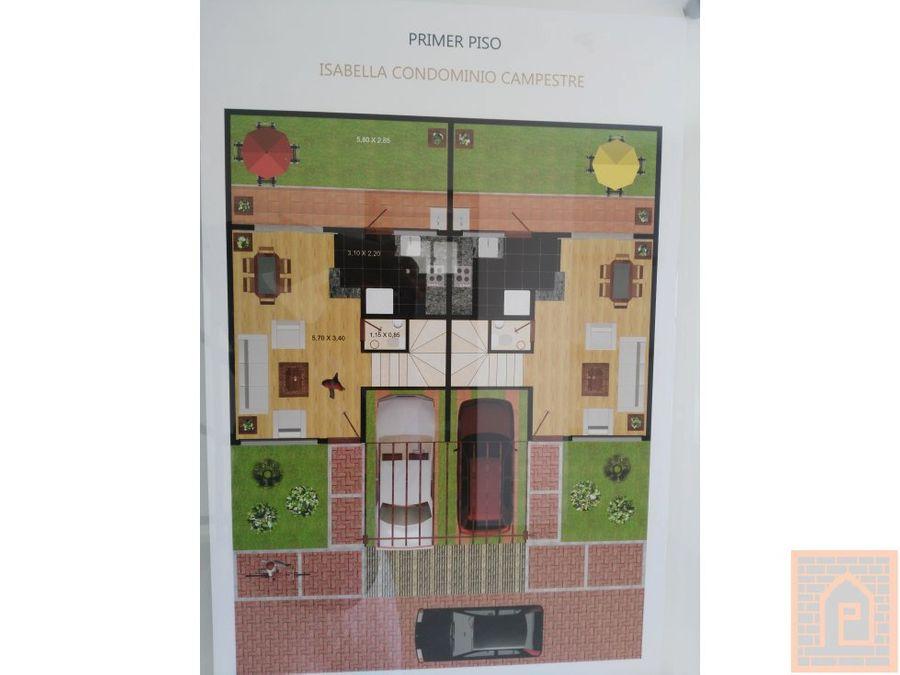 se vende casa condominio anapoima 72 a 144m2