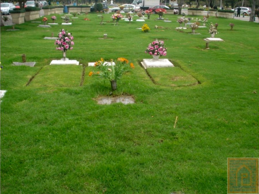 se vende lote cementerio en la inmaculada bogota